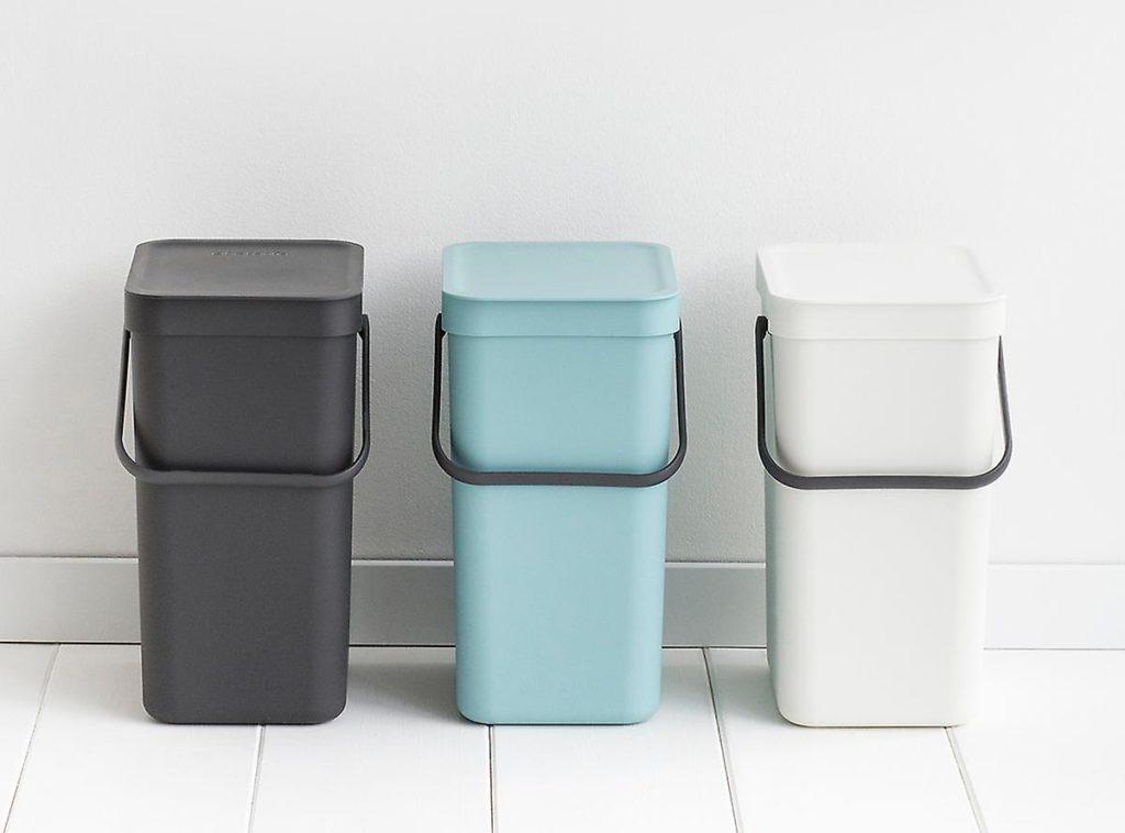 Brabantia Sort & Go Recycling Bins
